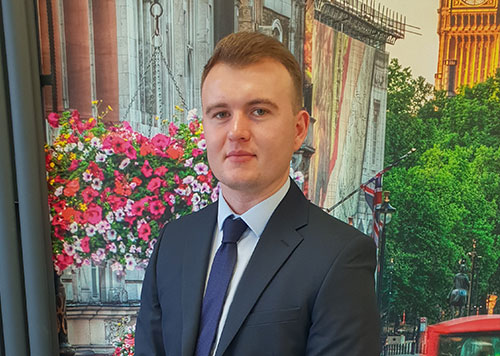 Jack Aspinall - Property Consultant
