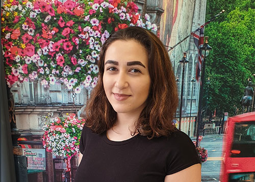 Aysel Bicer - Accounts Assistant